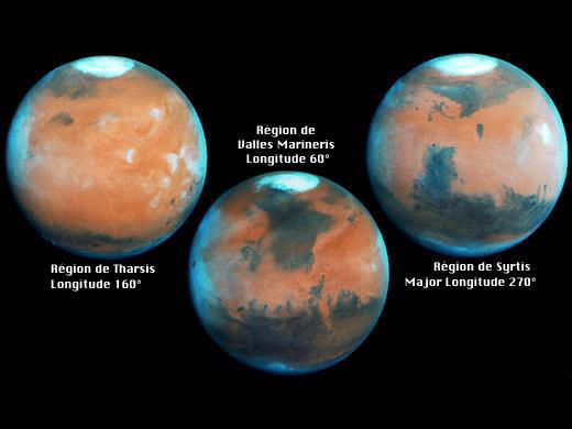 planete mars rencontre lune